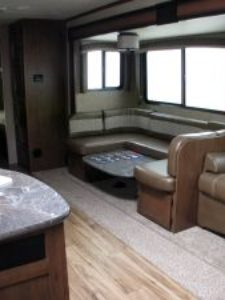 29-foot-rental-trailer-bayleys-resort-living-room