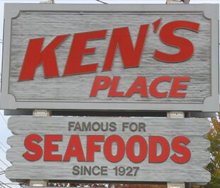 Ken's Seafood, Scarborough, Maine